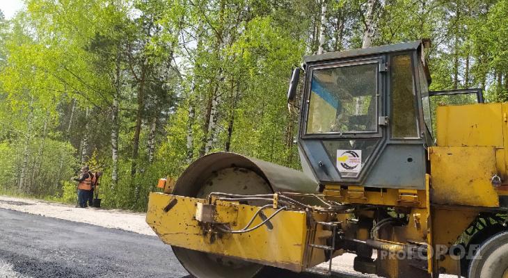 В Мари-Турекском районе открыли новый участок федеральной трассы