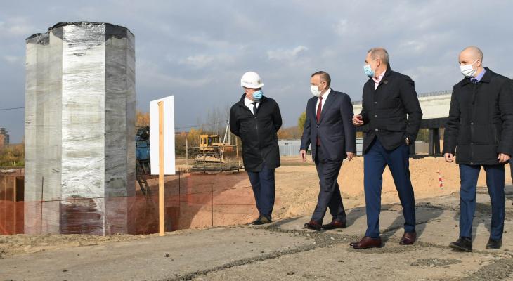 Глава Марий Эл заявил о дополнительном финансировании «большой стройки»