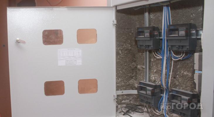 Посреди недели в Йошкар-Оле отключат электричество в нескольких домах