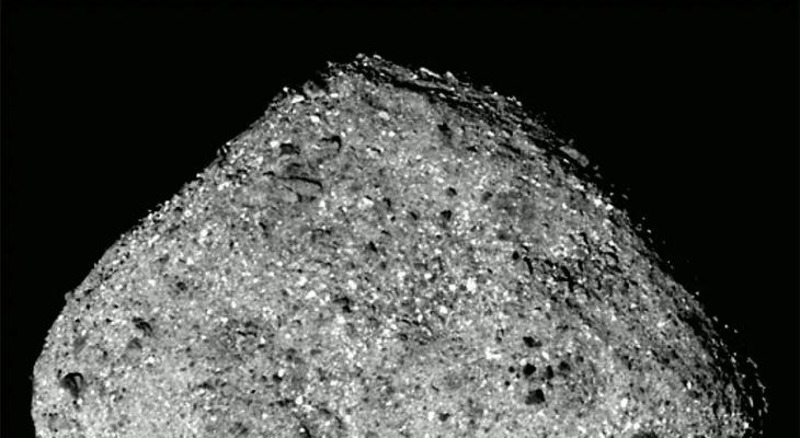На Землю летит астероид, размером с холодильник