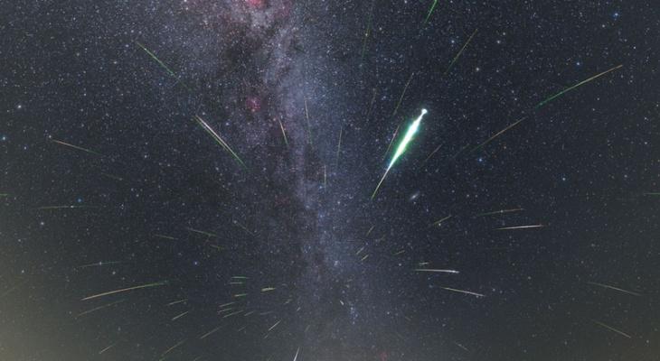 Жители Марий Эл увидят ежегодное космическое шоу