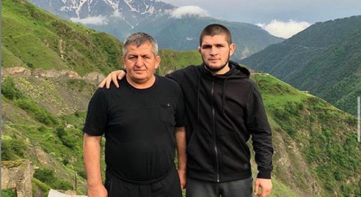 Хабиб Нурмагомедов объявил о завершении своей карьеры