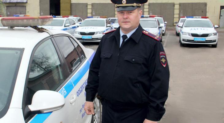 «Увидел, догнал и задержал»: полицейский из Йошкар-Олы совершил героический поступок