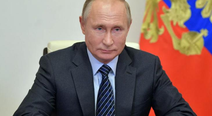 Названа сумма, которую Путин выделил на борьбу с коронавирусом в Марий Эл