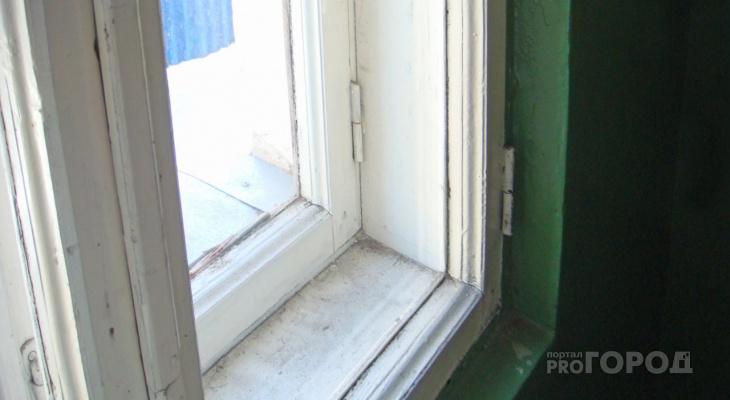 В Йошкар-Оле девочка выпала из окна инфекционной больницы