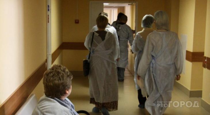 За сутки один житель Марий Эл скончался от коронавируса