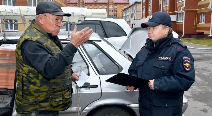 Участковый из Марий Эл участвует во всероссийском конкурсе