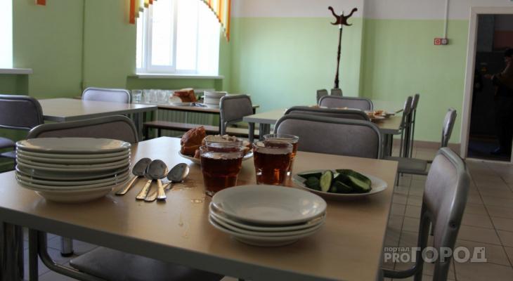 В правительстве рассказали, как  питаются школьники из Марий Эл