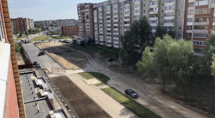 Дорога и бульвар за 158 миллионов рублей: преображения одной из улиц Йошкар-Олы