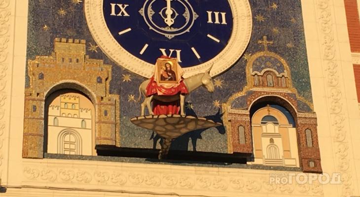 «Ослик» снова вышел на площадь Йошкар-Олы