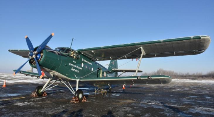 У Йошкар-Олинского аэроклуба появился собственный самолет