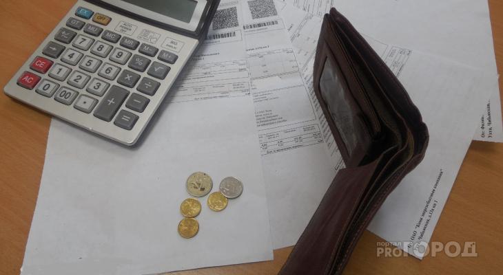 Более 6 тысяч должников за тепло из Марий Эл и Чувашии получат «красные квитанции»