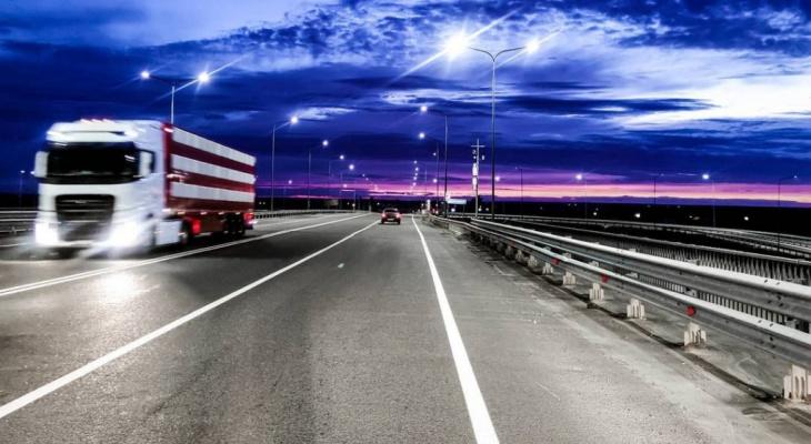 В Марий Эл «откапиталят» трассу почти за миллиард рублей