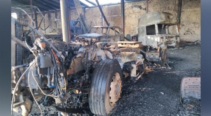 «Не смог выбраться»: житель Марий Эл погиб при пожаре на автостоянке