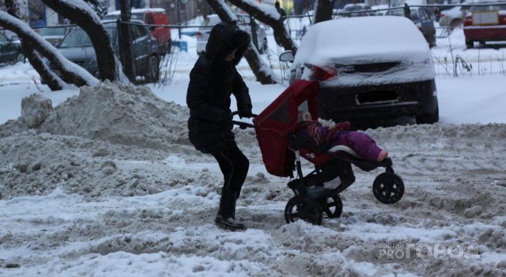 В России предложили платить зарплату матерям