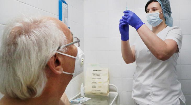 Вакцина от коронавируса безопасна и для людей старше 60 лет