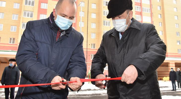 В Йошкар-Оле за три года был построено 8 новых детских садов