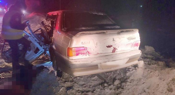 Юная автоледи в Марий Эл устроила ДТП унесшее две жизни
