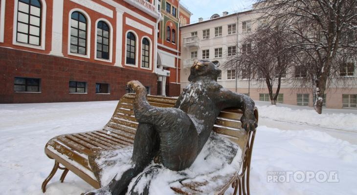 """""""Йошкин кот"""" может попасть в тройку лучших скульптур страны, если жители постараются"""