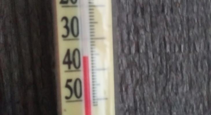 В Марий Эл зафиксировали падение температуры до -37 градусов