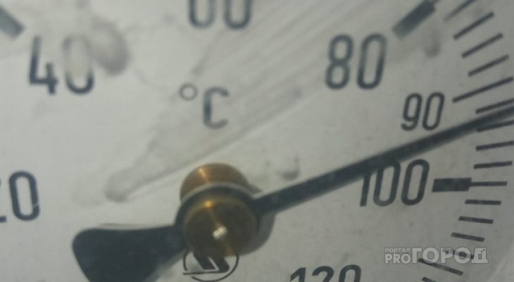 В квартире йошкаролинца течет почти кипящая вода