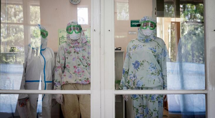 В Марий Эл за сутки выявили новых заболевших COVID-19