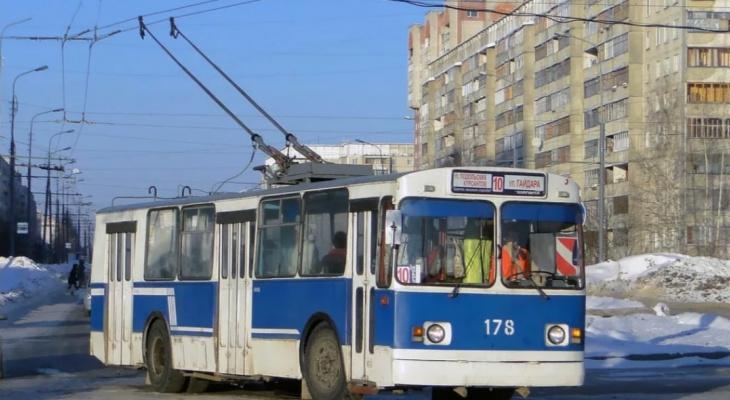 В Йошкар-Оле появится троллейбус без кондуктора