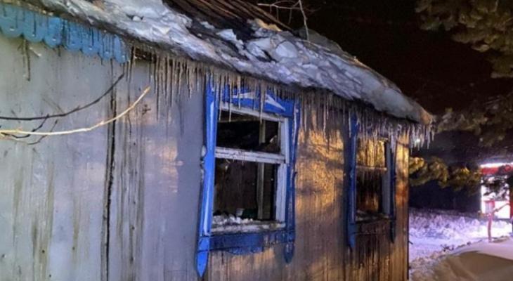 В Марий Эл произошёл пожар в фельдшерском акушерском пункте