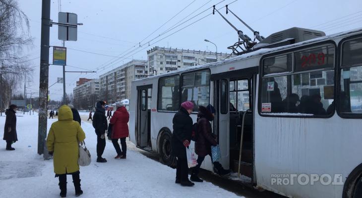 Директор депо назвал причину запуска троллейбуса без кондукторов