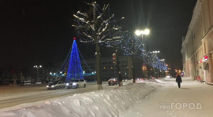 Последняя неделя января в Йошкар-Оле будет теплой