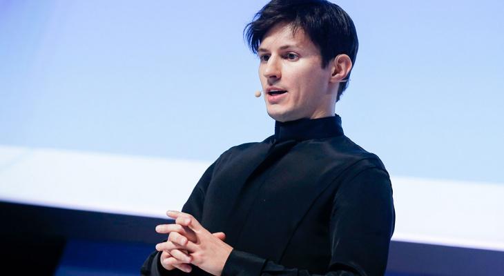Дуров объявил о блокировке некоторых Telegram-каналов