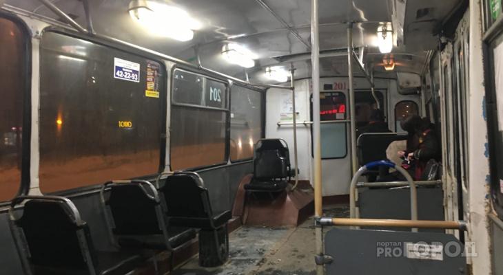В Йошкар-Оле запретят высаживать не заплативших детей из общественного транспорта