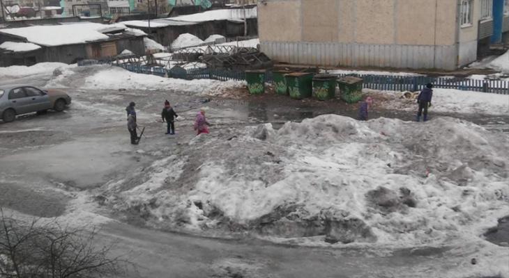 В часе езды от столицы Марий Эл отходы котельной отравляют жизнь местным жителям