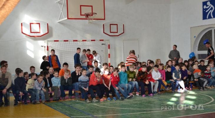В одном из сел Марий Эл появится спортивная площадка стоимостью больше миллиона рублей