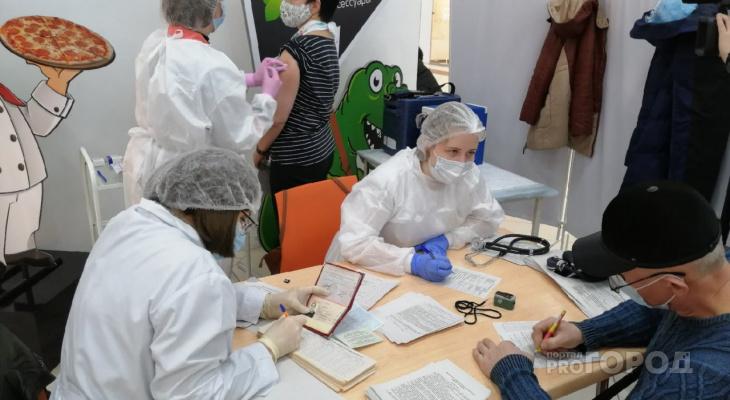 В Марий Эл больше 10 тысяч человек получило прививку от коронавируса