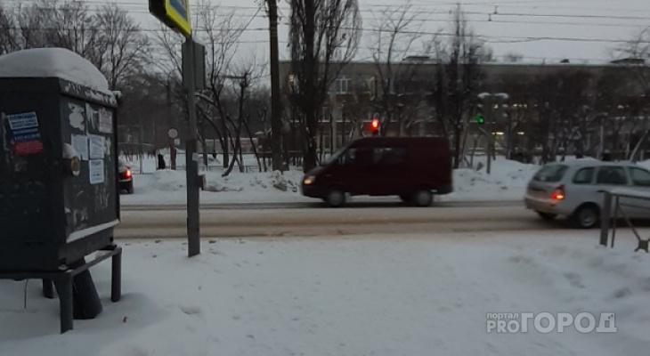 Школьники попадают в опасные ситуации из-за проблем со светофором в Йошкар-Оле