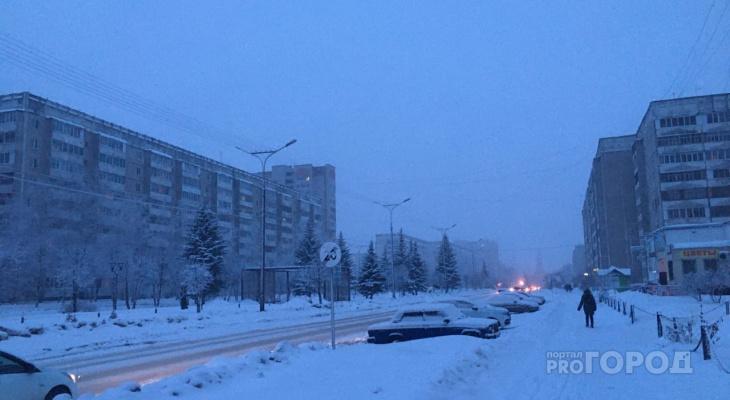 В Йошкар-Оле последний день зимы выдастся облачным и бесснежным