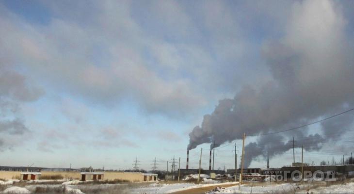 Жители города жалуются на загрязненный воздух в районе Интеграл
