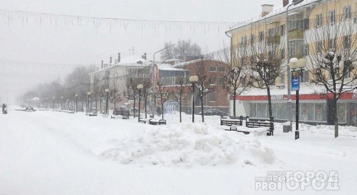 Середина рабочей недели порадует йошкаролинцев снегопадом