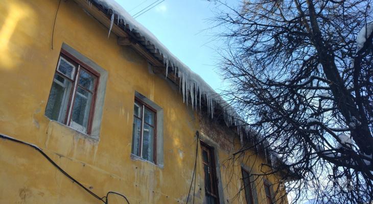 Молодой йошкаролинец упал с крыши дома