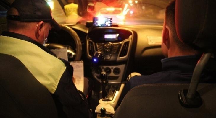 В эти выходные по всей Марий Эл пройдут рейды по выявлению пьяных водителей