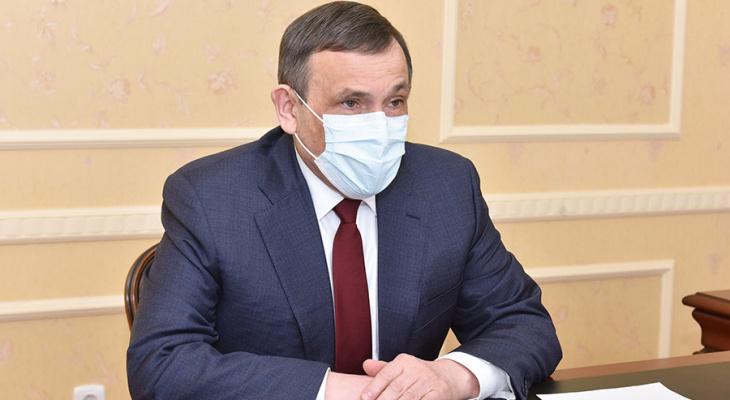 В Йошкар-Оле продолжают обустраивать Марийскую государственную филармонию