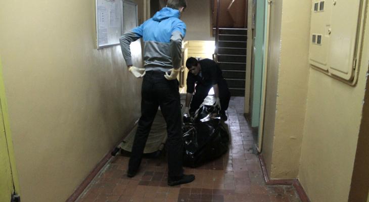 В Медведево обнаружили тело 61-летней женщины