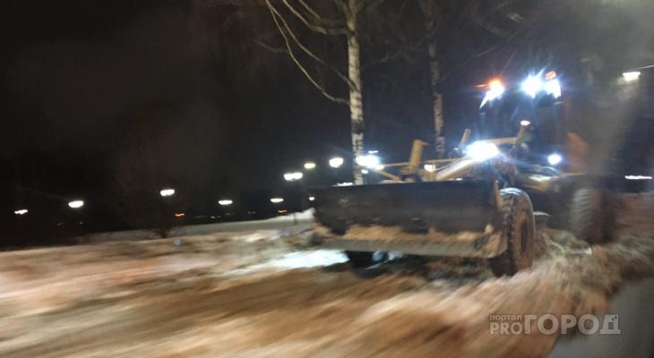 В Йошкар-Оле на ночь перекроют одну из дорог в центре
