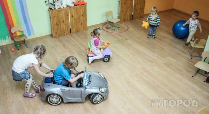 Почти 16 тысяч родителей в Марий Эл получили выплаты за детсады
