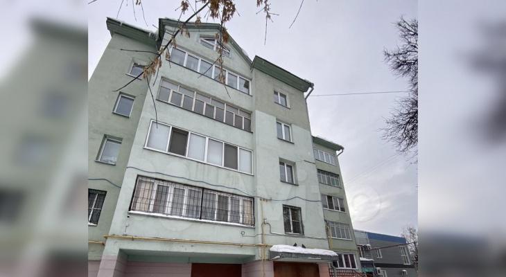 Двухуровневая квартира с индивидуальной планировкой: как выглядит квартира с шикарным видом на Йошкар-Олу