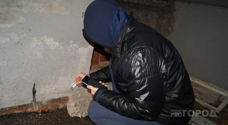 В Йошкар-Оле задержали наркокурьера с двумя килограммами «запрещенки» на руках