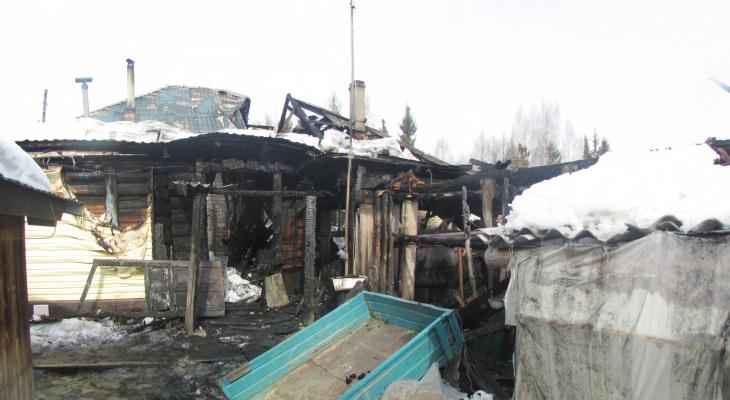 Спасатели в Марий Эл, после тушения пожара, обнаружили тело мужчины