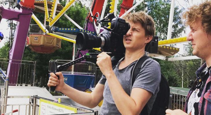 Режиссер фильмов «Я худею» и «Огонь», будучи йошкар-олинским хулиганом, даже не мечтал о работе в кино