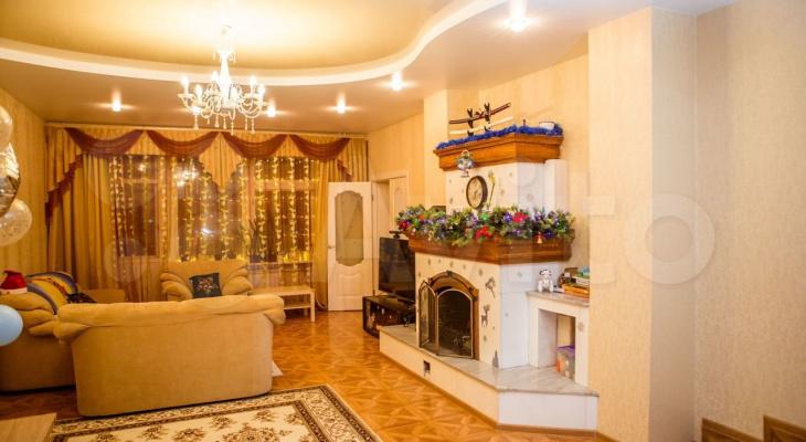 Сауна и камин на дровах: что еще есть в двухуровневой квартире недалеко от Царевококшайского кремля